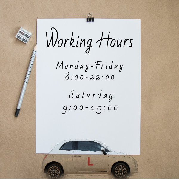 Working Hours Image